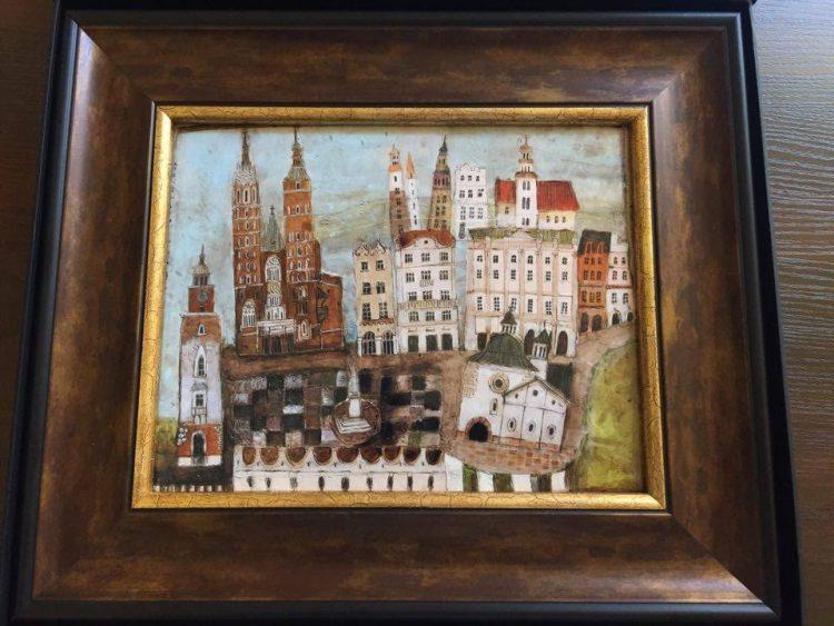 obraz aukcja